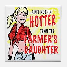 farmersdaughter Tile Coaster