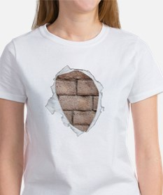 Brick Chest Women's T-Shirt