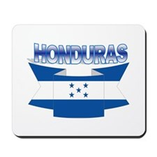 Flag Honduras Ribbon Mousepad
