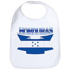 Flag Honduras Ribbon Bib