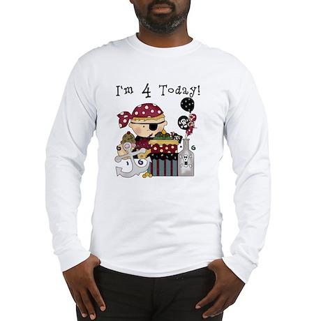 BOYPIRATE4 Long Sleeve T-Shirt