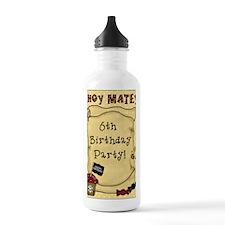 PIRATEINVITEsix Water Bottle