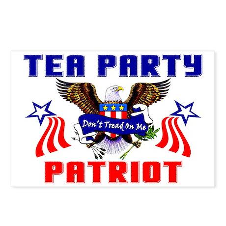 teapartypatriot Postcards (Package of 8)