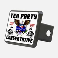tea partyfinal Hitch Cover