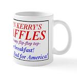 John Kerry's Waffles - Mug