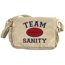TEAM SANITY Messenger Bag