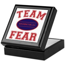 team fear Keepsake Box