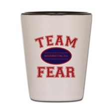 team fear Shot Glass