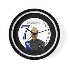 ginadaniele Wall Clock