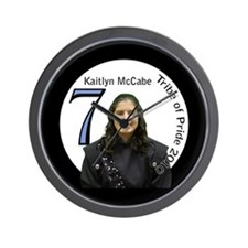 kaitlynmccabe-btn Wall Clock