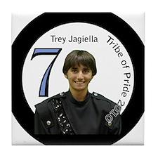 treyjagiella-btn Tile Coaster