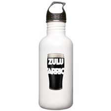 Zulu Warrior Trans Big Water Bottle