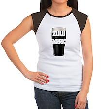 Zulu Warrior Trans Big Women's Cap Sleeve T-Shirt