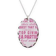 tea-party_tr-pink Necklace