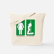 urgf Tote Bag