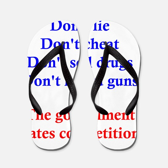 government1 Flip Flops