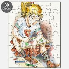 artist3.55x5.5 Puzzle