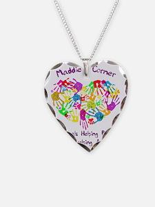 handprintfrontMCpurple Necklace