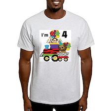 ZXMONKEYTRAIN4 T-Shirt