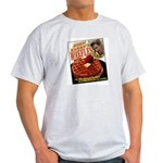 John Kerry's Waffes - Ash Grey T-Shirt