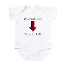Buddha Belly Baby Infant Bodysuit
