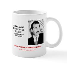 Saddam Mug