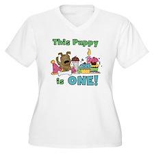 First Puppy Birth T-Shirt