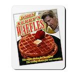 John Kerry's Waffes - Mousepad
