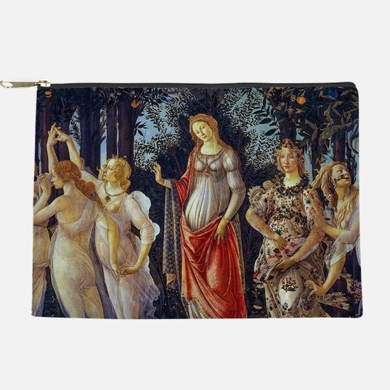 Botticelli: La Primavera Makeup Pouch