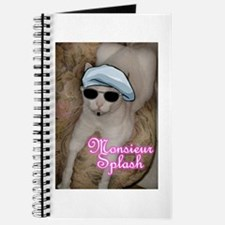Monsieur Splash Journal