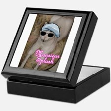 Monsieur Splash Keepsake Box