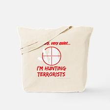 hunting terrorists 2 dark Tote Bag