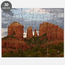 Cathedral Rock, Sedona, AZ Puzzle