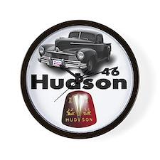 Hudson2 Wall Clock
