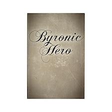byronic-hero_j Rectangle Magnet