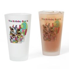 ZXBDAYBEAR3 Drinking Glass