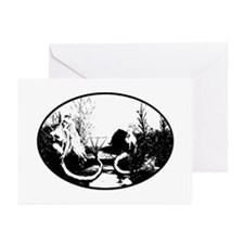 Lost World Greeting Cards (Pk of 10)