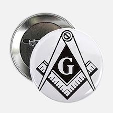 "Masonic Emblem 2.25"" Button"
