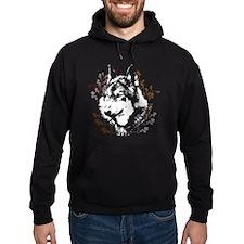Wolf Shirt 2 Hoodie