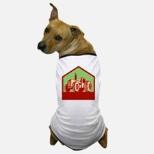 vintage farm tractor Dog T-Shirt