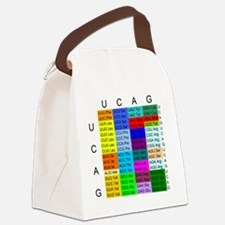srs-aminoacids1 Canvas Lunch Bag