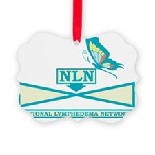 National Lymphedema Network with  Ornament