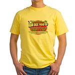 RON DEE VOO IV Yellow T-Shirt