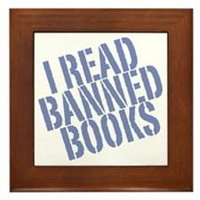 banned4 Framed Tile