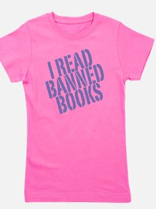 banned4 Girl's Tee