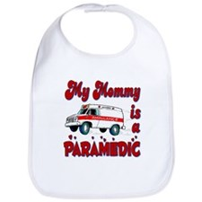 My Mommy is a Paramedic Bib