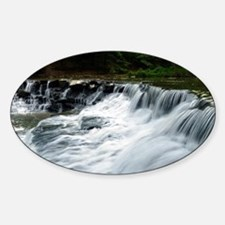 Chagrin River falls copy Decal