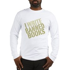 writebanned2 Long Sleeve T-Shirt