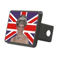 Princess Diana flying the  Hitch Cover
