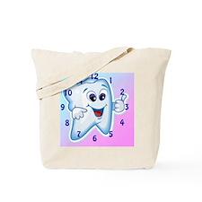 ThumbsUpClock3 Tote Bag